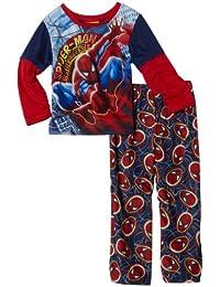Ame Sleepwear Little Boys ' Spiderman 2 Piece Set