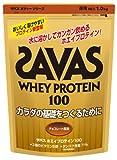 meiji SAVAS WHEY PROTEIN ザバス ホエイプロテイン100 チョコレート風味 1kgの画像