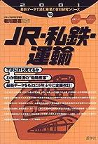 JR・私鉄・運輸〈2001年版〉 (最新データで読む産業と会社研究シリーズ)