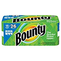 Bounty Select-a-Size ペーパータオル ホワイト 15ジャンボロール