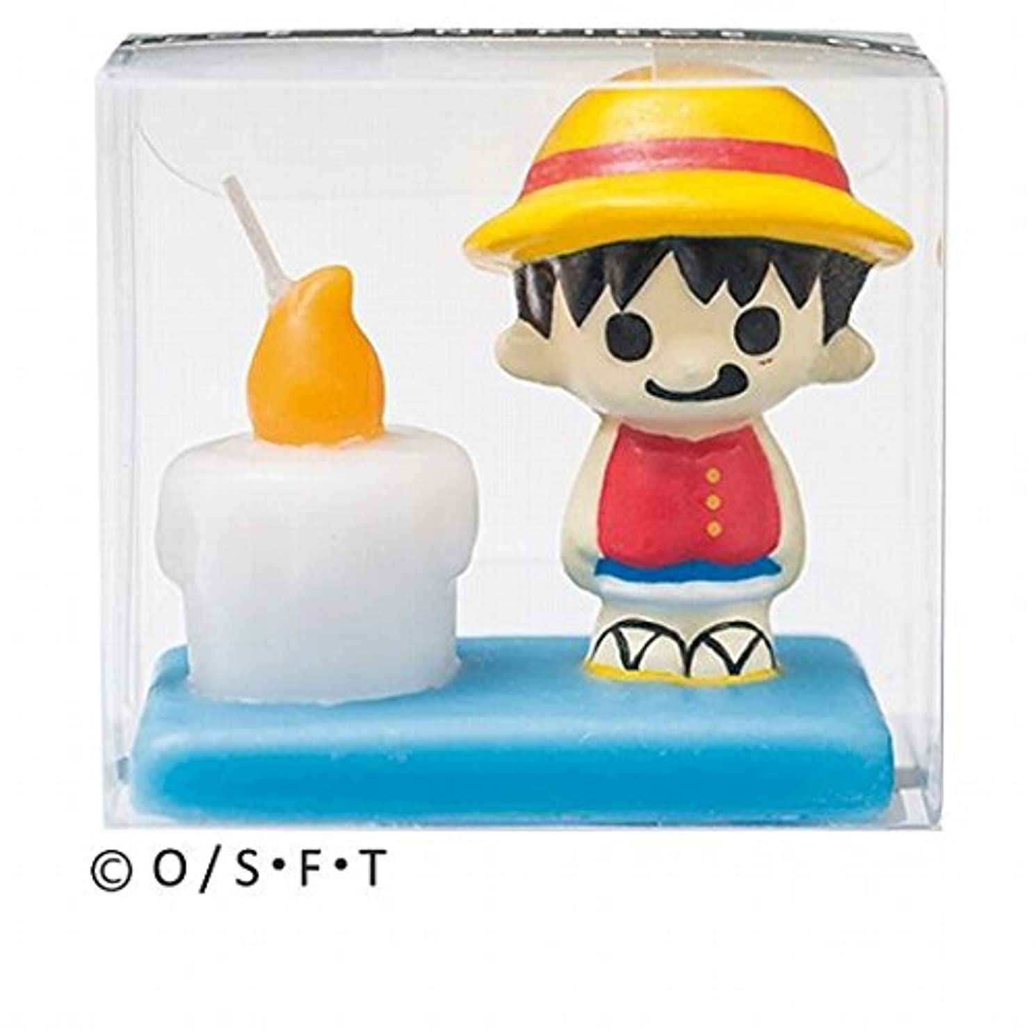 ポジティブグレード移行するカメヤマキャンドル( kameyama candle ) ルフィキャンドル