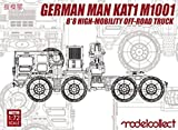 モデルコレクト 1/72 ドイツ連邦軍 MAN KAT1 M1001 8x8 高機動オフロードトラック プラモデル MODUA72119