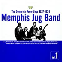 Complete Recordings Vol. 1 by Memphis Jug Band