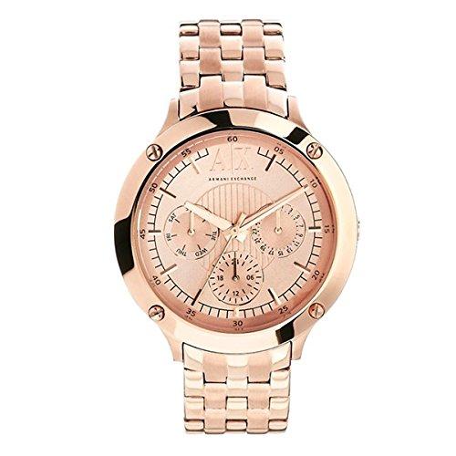[アルマーニ・エクスチェンジ]ARMANI EXCHANGE レディース Capistrano ローズゴールド ブレスウォッチ AX5403 腕時計 [並行輸入品]