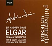 Elgar: Enigma Variations / In the South (Alassio) / Serenade for Strings, Opp. 20,36,50 (2009-07-28)