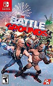 WWE 2K Games Battlegrounds(輸入版:北米)- Switch