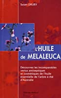 L' huile de Melaleuca
