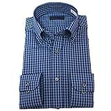 (ブルーム) BLOOM LevinUOMO 長袖 ワイシャツ 形態安定 ボタンダウン L1 LL