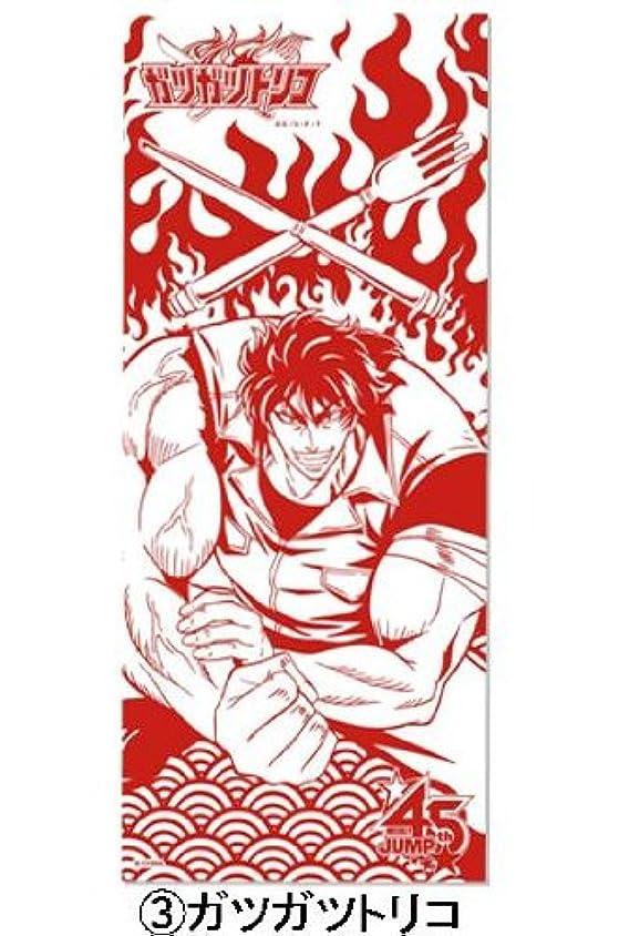 革命救出ハンマー週刊少年ジャンプ45周年記念J-STARS ミニ手ぬぐい付き入浴剤(トリコ)