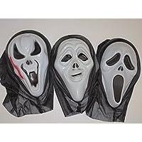 [インターナショナルコネクション]International Connections New Devil Scream Mask/Halloween/Protest Style may vary [並行輸入品]
