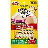 わんわんカロリー ミニタイプ コーンスープ風味 5袋パック 25g×5袋