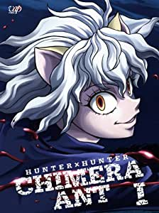 HUNTER × HUNTER キメラアント編 DVD-BOX Vol.1