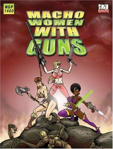 Macho Women With Guns Rpg