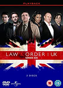 Law & Order UK: Series 3 [DVD] [Import anglais]