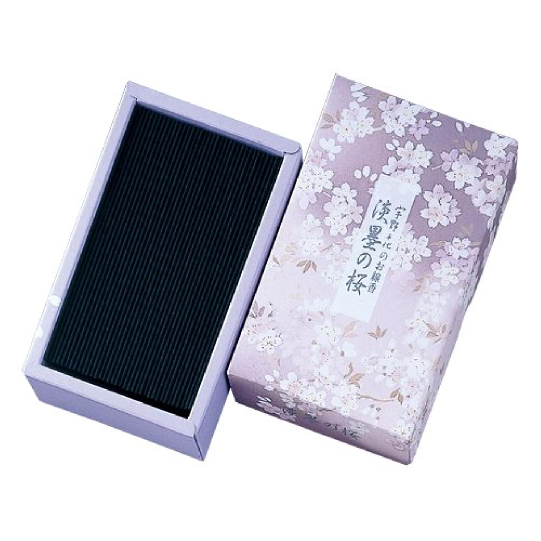 ベンチ両方ページ淡墨の桜バラ詰め × 10個セット