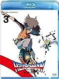 HEROMAN Vol.3 (通常版) [Blu-ray]