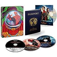 【Amazon.co.jp限定】スパイダーマン:ファー・フロム・ホーム ブルーレイ&DVD&4K ULTRA HD スチールブック仕様