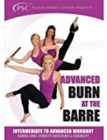 Burn at the Barre Intermediate to Advanced Workout [DVD] [Import]