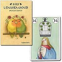 T0559 BIRD LENORMAND ORACLE CARDS【クリエイター、NORISAN(のりさん)の描くルノルマンカード★】鳥ルノルマン