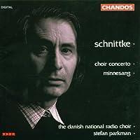 Schnittke;Minnesang,Choir C