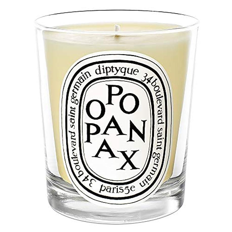 同情安心レオナルドダ[Diptyque] Diptyque Opoponax香りのキャンドル190グラム - Diptyque Opoponax Scented Candle 190g [並行輸入品]