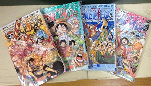 ONE PIECE コミックセット (ジャンプ・コミックス) [マーケットプレイスセット]の詳細を見る