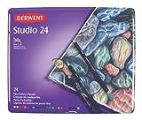 ダーウェント 色鉛筆 スタジオ 24色セット 32197