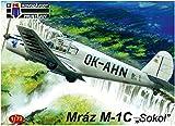 KPモデル 1/72 ムラーズ M-1C ソコル プラモデル KPM0148
