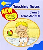 Oxford Reading Tree: Stage 3: More Storybooks B: Pack (6 Books, 1 of Each Title)