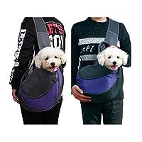 犬の犬猫の小包小包の小包旅行バックパックの空気を安定させてきれいにするために調節可能なショルダーベルトを使用してください。