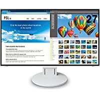EIZO FlexScan 27.0インチ ディスプレイモニター (4K UHD/IPSパネル/ノングレア/ホワイト/USB Type-C搭載/5年間保証&無輝点保証) EV2785-WT
