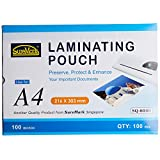 Laminating Pouch 100 Micron (100's/bx) - 216X303mm