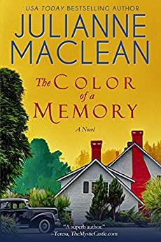 The Color of a Memory (The Color of Heaven Series Book 5) by [MacLean, Julianne]