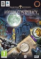 nightfall mysteries: Asylum conspiracy (PC) (輸入版)