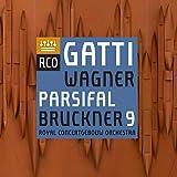 ワーグナー : 舞台神聖祭典劇 「パルジファル」 | ブルックナー : 交響曲 第9番 (Wagner : Parsifal | Bruckner : Sym. No.9 / Gatti | Royal Concertgebouw Orchestra) [SACD Hybrid] [Import] [日本語帯・解説付]