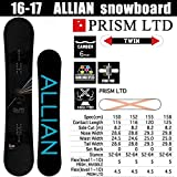 ALLIAN(アライアン) アライアン スノーボード PRISM LTD アライアン プリズム リミテッド 16-17 ALLIAN スノーボード ワックスサービス! 150cm