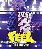 "JUNHO Solo Tour 2014""FEEL""[Blu-ray/ブルーレイ]"