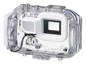 Panasonic デジタルカメラケース LUMIX FT3用マリンケース 防水 透明 DMW-MCFT3