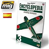 Amig Encyclopedia航空機のモデリングテクニックvol ; 3スペイン語言語# 6062