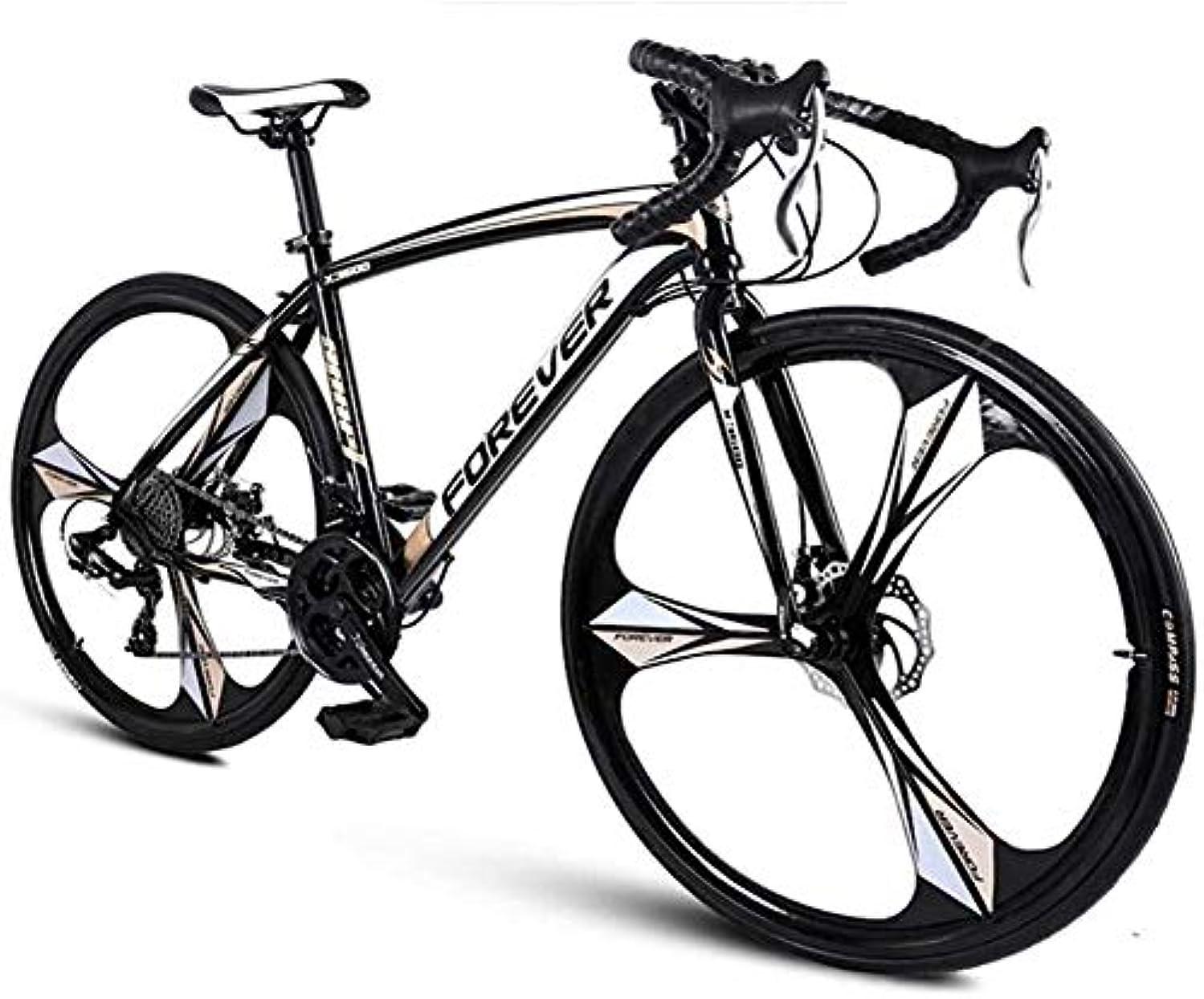 傘まで豊富26インチロード自転車、大人男性27のスピードメカニカルディスクブレーキロードバイク、メンズ自転車道のために、トレイル&山脈