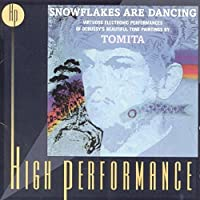 Debussy: Snowflakes Are Dancing, Prelude, etc / Tomita (2000-01-11)