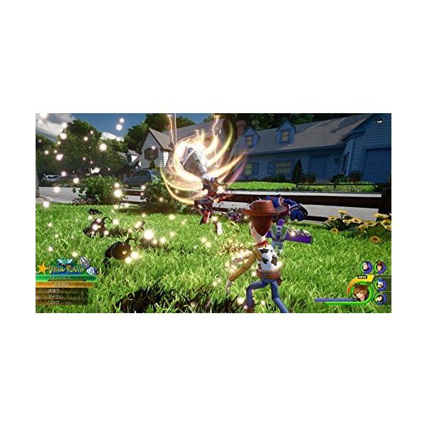 キングダム ハーツIII - PS4の紹介画像10