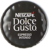 NESCAFÉ Dolce Gusto Espresso Intenso Coffee Pods, 16 Capsules (16 Serves) 96 g