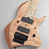 Abasi Guitars Custom 8 FRT Maple Burl/Maple/Natural Satin エレキギター(8弦) アバシギターズ