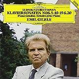 Piano Sonatas 5, 10. 19 & 20