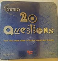 21st Century 20 Questions Board Game