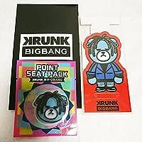 BIGBANG 公式 グッズ 2017 ペンミ ポイントシートパック ランダム SOL ヨンベ 赤