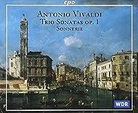 ヴィヴァルディ:トリオ・ソナタ集Op.1 1-12 他