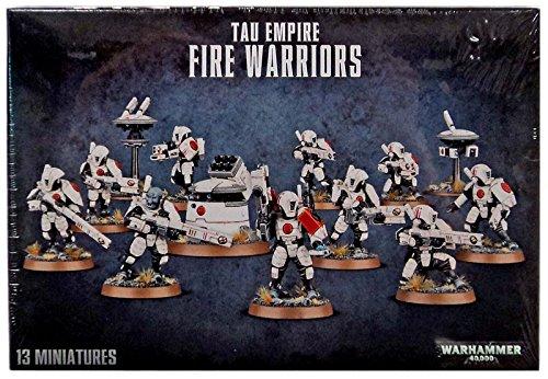 [ウォー ハンマー]Warhammer Tau Fire Warriors Strike Team 56-06 [並行輸入品]