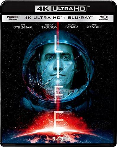ライフ 4K ULTRA HD & ブルーレイセット[Ultra HD Blu-ray]